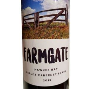 Farmgate Merlot 750ml