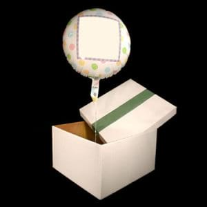 Design-A-Balloon Box
